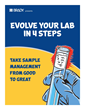 "Brady Debuts ""Evolve Your Lab in 4 Steps"" Guidebook"