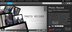 Pixel Film Studios Photo Record Plugin.