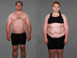 """""""Extreme Weight Loss: Love Can't Weight"""": Bryce and Amber begin their wedding transformation journey at the University of Colorado Anschutz Health and Wellness Center"""