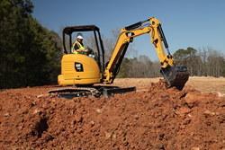 Hawthorne Cat Announces Mini Excavator Sales Event