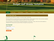 Book your next golf break at the Brockton, Bridlington using their easy to use website.