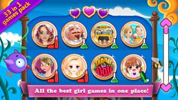 Games for Girls Collection