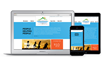 Boone Memorial Hospital's new campain website with responsive design