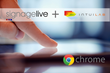 Signagelive and IntuiLab join forces to deliver touch screen digital signage solutions for Google Chrome OS devices