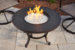 saturn 16 gas fire pit table