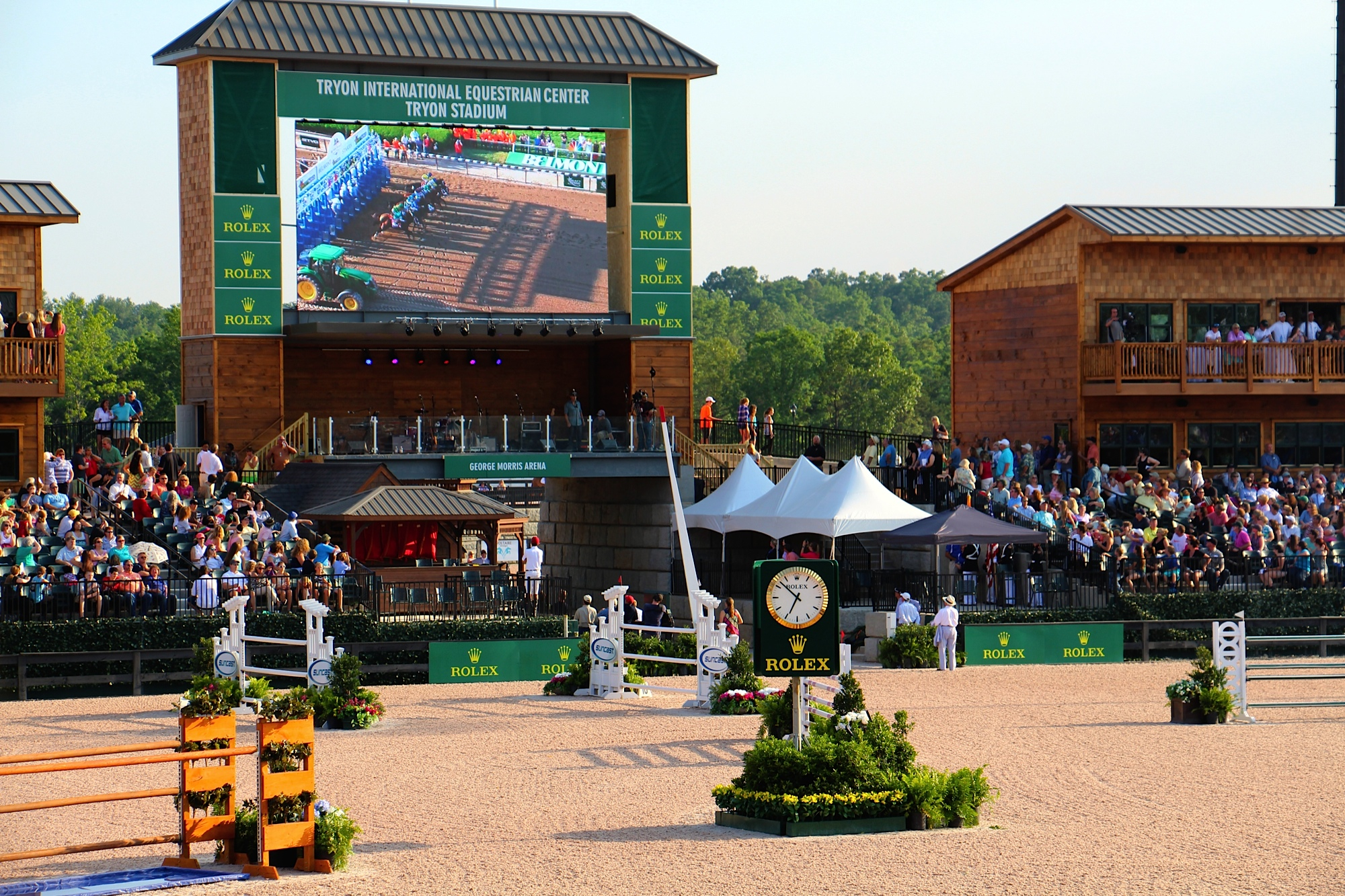 Tryon International Equestrian Center Grand Opening