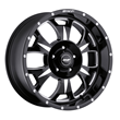 BMF Wheels M-80 Wheel