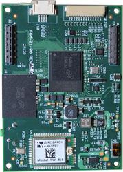 InHand Fury-M6 SBC, based on Freescale's SCM-i.MX6D