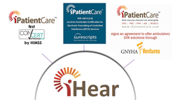 iPatientCare celebrated the achievements of being the first ConCert by HIMSS™ Certified Ambulatory EHR under the interoperability testing and certification program,  SureScripts certification for Electronic Prescribing of Controlled Substances, signing up