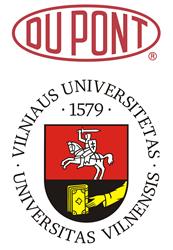 DuPont and Vilnius Logos