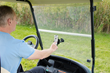 Suction Cup Golf Cart Mount