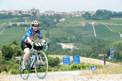 piedmont cycling tour, italy cycling tour