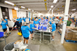 Express Employment Professionals and Volunteers Help Fight Hunger