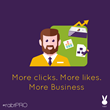rabtPRO Increases Clicks and Likes Through Content Personalization