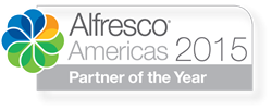 Zia Consulting: Alfresco Americas 2015 Partner of the Year