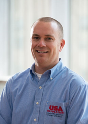 Photo of Ryan Zondervan, Owner of USA Insulation of Atlanta
