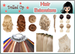Dolled Up Hair Extensions