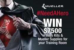 Mueller Sports Medicine Need A Hero (#NeedAHero) Kit Contest