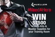 You #NeedAHero: Win $7500 in New Hero Athletic Trainer Kits and Supplies