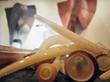 "Wendy Maruyama, ""Tusks"" (detail), 2014. Blown glass. Photo courtesy the artist."