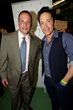David Groode, International Intuitive Psychic and Numerologist with Dave Koz, Jazz Player and Owner of Spaghettini and The Dave Koz Lounge in Beverly Hills