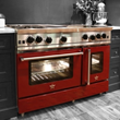 BlueStar® Unveils Newly Redesigned Pro-Style RNB Gas Range...