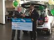 $15,000 donated to North Texas Food Bank