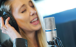IK Multimedia's iRig Mic Studio — the ultra-portable pro-quality large-diaphragm microphone for all platforms — is now available