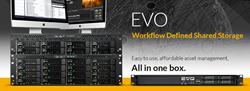 EVO Shared Storage for Video Editors