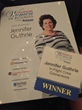 Award Winner Jennifer Guthrie - Aviation Staffing Professionals