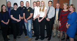 Criminal Justice Program Students - Southwestern Michigan College