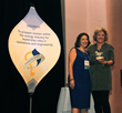 Mary Palkovich, Vice President of Energy Delivery, Consumers Energy Receives Energetic Women's Maverick Award