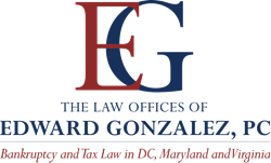The Law Offices of Edward Gonzales, PC Logo