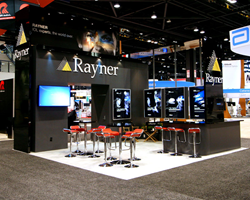 Custom Exhibit Built by Absolute Exhibits