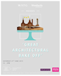 WATG London to Celebrate Festival of Architecture with 'Bake-Off' Contest