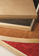 Columbia Forest Products introduces DesignEdge™ multi-ply panels made with PureBond® formaldehyde-free hardwood plywood.