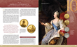 Powerful royal women such as Catherine the Great, Empress of Russia, are featured on many world coins.
