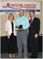 Family Business of the Year Award Winner JB Water Distillers