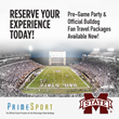 Mississippi State Athletics and the Bulldog Club Announces New Partnership with PrimeSport as their Official Fan Travel Provider