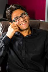 Tejas Chauhan, Inbound Marketing Strategist for Horton Group