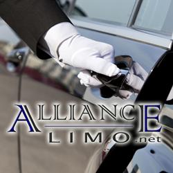 Alliance Limousine, Inc. Corporate Logo, limo, limousines, transportation, ride, car, car service, driver, jet, private jet, concierge, chauffer, corporate, wedding, los angeles, southern califonia, california, las vegas, vegas,