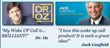 Doctor Oz and Jack Canfield rave about My Wake UP Call Messages!