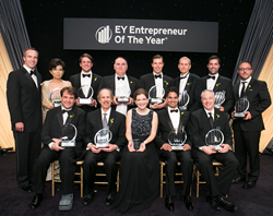 EY Entrepreneur Of The Year 2015 Award Winners - Mark Segal, Greater Washington, Health Category