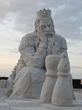 29th ANNUAL AMERICAN SAND SCULPTING CHAMPIONSHIP ON FORT MYERS BEACH ANNOUNCES DATES, NOV. 20 – 29, 2015
