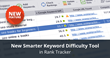 Link-Assistant.Com improves Keyword Difficulty feature in Rank Tracker