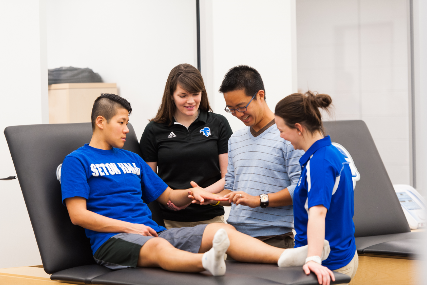 pursuing a medical path at seton hall university Four-year action plan to get into medical, dental or veterinary school freshman year goals: adjust and enjoy your academic and social life at college, remember school starts day one, studying starts day one.