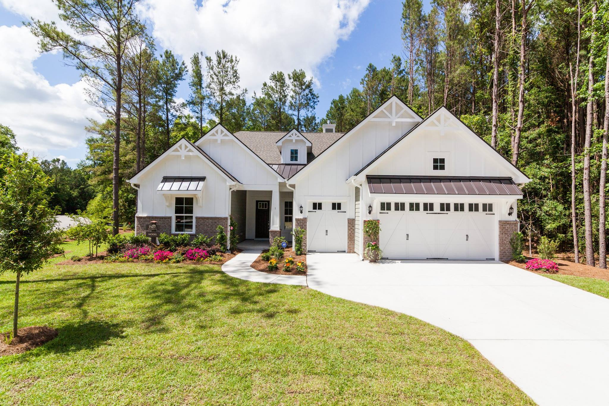 Pulte homes unveils life tested homes at hampton lake in for Builders in south carolina