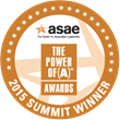 MOAA Wins ASAE 2015 Summit Award