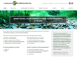 Carlson Environmental Launches a New Website by Idea Marketing Group