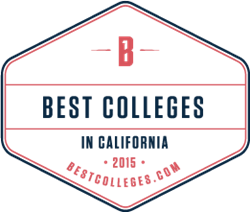 best colleges in california seal
